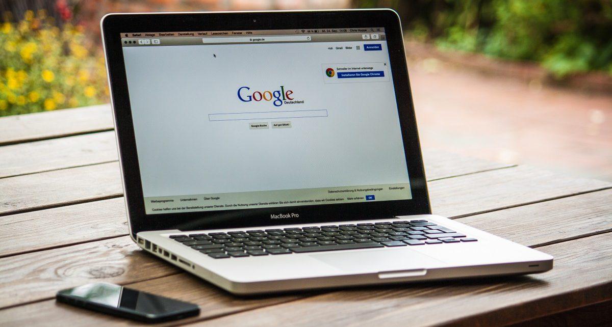 google search main