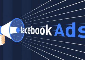 поисковая реклама Facebook