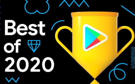 Google Play: названы лучшие игры и приложения 2020 года
